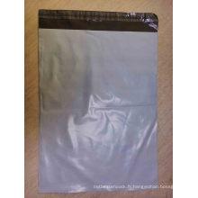 Poly mailer poly / plastique blanc bon adapté aux besoins du client avec le plus bas prix