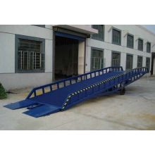 Mobile Dock Leveler Plates for Container