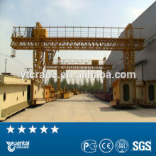 rubber container track type container gantry crane