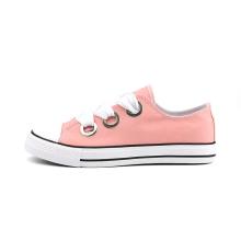 2021 sapatos de lona rosa da moda com grande sucesso