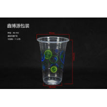 Logotipo impreso Copas de plástico para bebidas frías