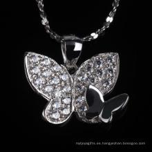 Collar hermoso de la joyería de la decoración de la manera de la forma de Betterfly