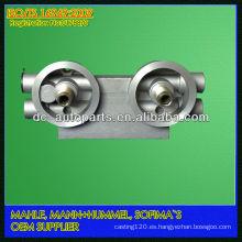 Piezas de fundición de aluminio de 2015 y piezas de fundición a presión de aluminio