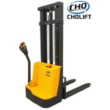 Super Purchasing for China Full-Electric Pedestrian Stacker Truck,Pedestrian Stacker Truck,Pedestrian Electric Stacker Manufacturer and Supplier 1.2T Pedestrian Electric Stacker export to South Korea Suppliers