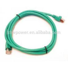 Производитель telecom rj45 utp многожильный патч-корд cat5e, коммутационный шнур cat6 2м 3м 5м, коммутационный шнур cat6 utp 10м