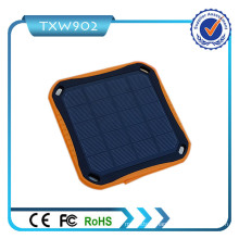 2016 Hot Product Solar Power Bank 10000mAh Waterproof Power Bank Portable Solar Charger for Cell Phone