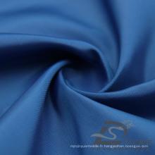 Imperméable à l'eau et à l'extérieur Vêtements de sport en plein air Veste en coton Tissé jacquard tissé 100% tissu en polyester à filaments (53095)