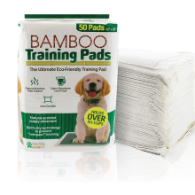 Super Absorbent Pads with Prolonged Odor Control