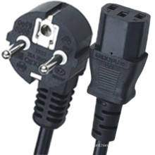 standard pc power cable