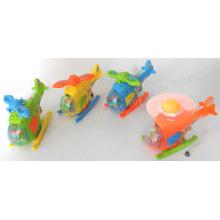 Leichter Hubschrauber Spielzeug Süßigkeiten (131015)