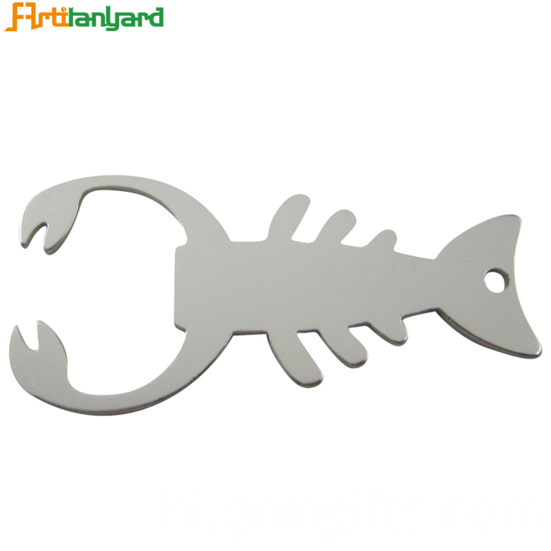 Metal Bottle Opener