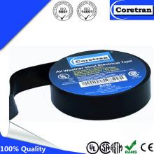 600V Cinta de aislamiento primario de PVC con certificado ASTM