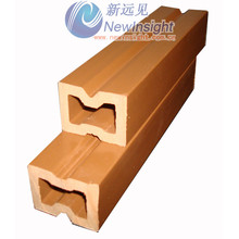 40*30mm WPC Joist with CE & Fsc Certificate