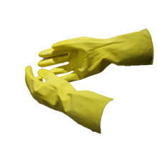 Luvas amarelas da casa de NMSAFETY