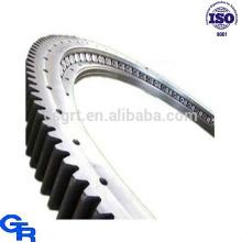 Rolamento de rolamento escavador, rolamento de rotação, suporte rotativo