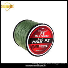 Best Quality Super High Tenacity Colored Braided Fishing Line
