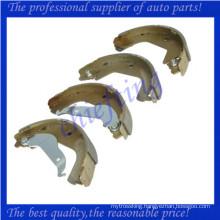 S992-1663 027009 027.009 N3500911 13304927 for chevrolet cruze brake shoe