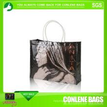 Transparente gewebte Tasche (KLY-PP-0122)