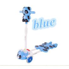 De alta calidad de 4 ruedas de niños Kick Scooter