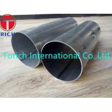 Round Aluminized Welded Steel Tube