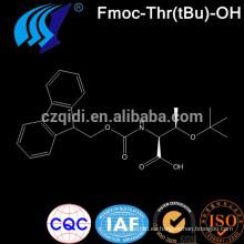 CPhI Intermediarios Farmacéuticos Fmoc-Aminoácido Fmoc-Thr (tBu) -OH Cas No. 71989-35-0