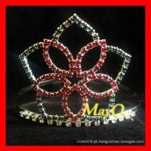 Coroa da paginação do Natal do projeto da flor para a venda