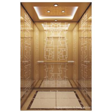 Пассажирский лифт коммерческого здания