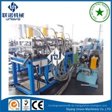 Siyang unovo w purlin rollenformmaschine
