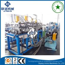 Máquina de formação de rolo de siyang unovo w purlin