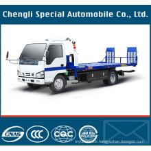 Isuzu Flatbed Car Rescure Truck, Wrecker Truck