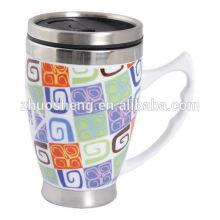 vrac produit New style acheter de tasse en céramique en gros avec couvercle du haute qualité Chine