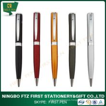 Metal Promotional Hotel Square Pen