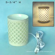 Calentador eléctrico de fragancia de metal - 15CE00878