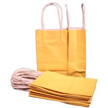 4C Impressão Carrier Paper Carrier Bag