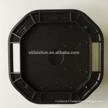 Personnalisé de haute qualité coloré Die Casting Aluminium Heat Sink / boîtier gainé de dissipateur en aluminium pour led