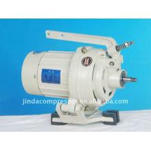 Motor de embrague de la máquina de coser industrial