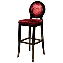 Chaise à tabouret Chaise de club Mobilier d'hôtel