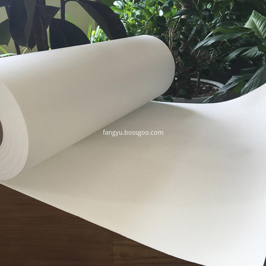 fiberglass liquid filter paper