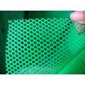Plástico malha plana para alimentação em 1,5 cm a 3,0 cm buraco