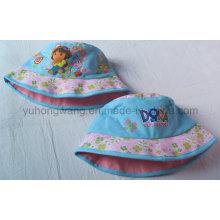 Sombrero / casquillo modificados para requisitos particulares del cubo de los niños, sombrero de béisbol de los deportes