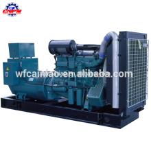 Generador refrigerado por agua del cilindro 4 del proveedor de China 50kw r4105zd