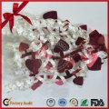 В форме сердца смешивать цвета подарок керлинг струнных смычковых