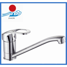 Single Handle Kitchen Mixer Brass Water Faucet (ZR21705)