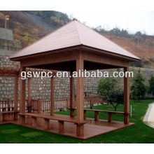 High quality recyclable WPC Pavilion/laminate flooring