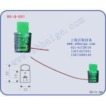 Sello de medidor de gasBG-Q-001