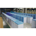 AG-BC005 Gabinete barato del armario de la medicina del ABS del hospital del AG-BC005