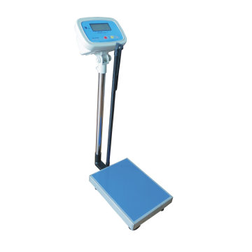 com Medidor Adulto 200kg Digital Pesando Escala