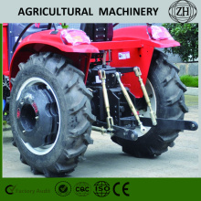 4 Wheel Drive 40 HP Mini Farm Wheel Tractor
