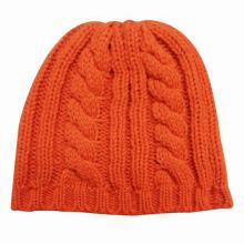 Lady Fashion Wolle Acryl gestrickte Winter warme Mütze (YKY3104)
