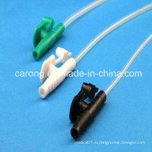 Устранимый медицинский катетер всасывания PVC